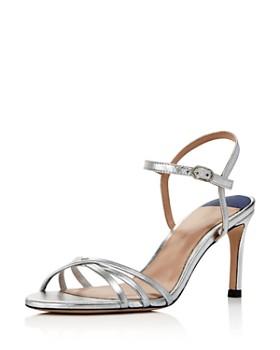 7adc47d83 Stuart Weitzman - Women s Starla 80 Metallic High-Heel Sandals ...