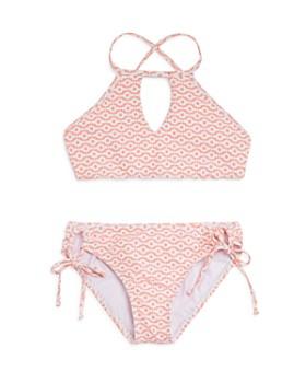 Splendid - Girls' Ogee 2-Piece Swimsuit - Big Kid