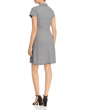Misook - Patterned Knit Dress