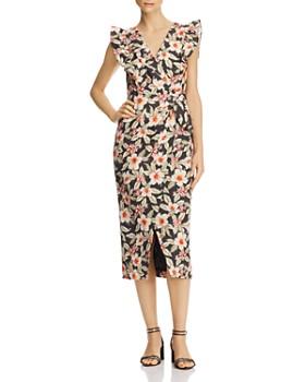 Rebecca Taylor - Kamea Floral Dress