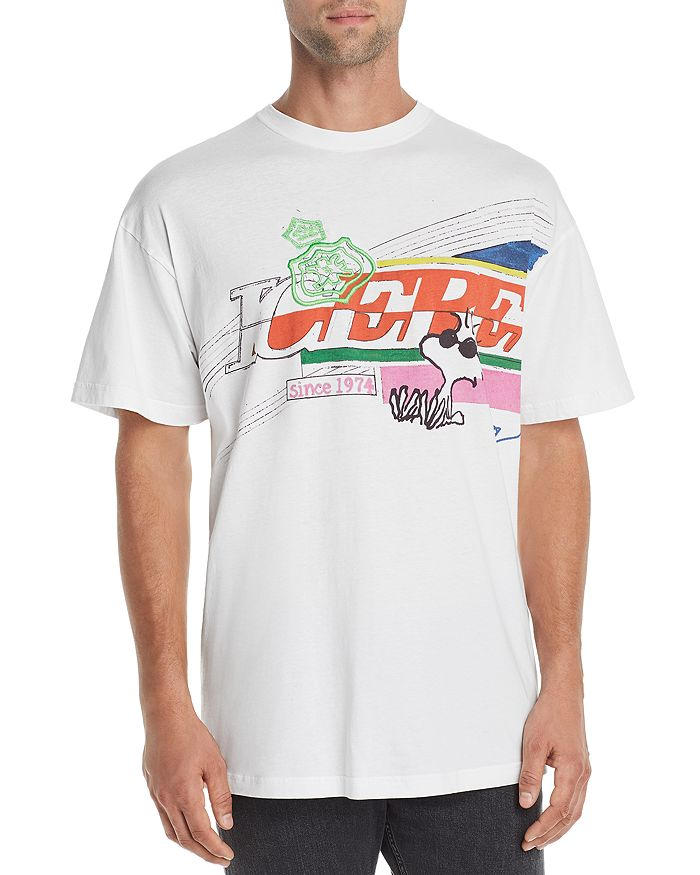 Iceberg - Embroidered Character Graphic Tee