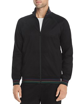 PS Paul Smith - Stripe-Trimmed Track Jacket