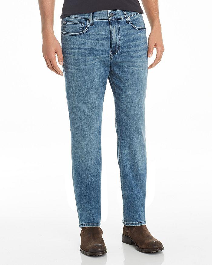 Joe's Jeans - Brixton Slim Straight Fit Jeans in Ian Light Blue