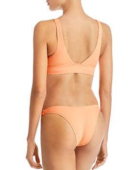 Vitamin A - California High-Cut Bikini Bottom