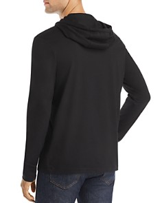 Michael Kors - Long-Sleeve Hooded Tee