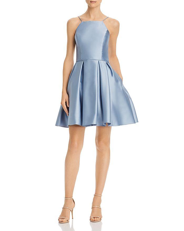 AQUA - Satin Party Dress - 100% Exclusive