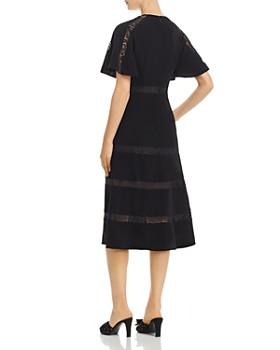 Keepsake - Sense Lace-Inset Dress - 100% Exclusive