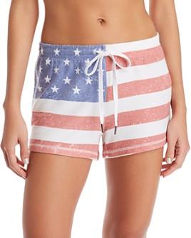 PJ Salvage - USA Love Shorts