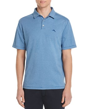 564609d4 Tommy Bahama - Pacific Shore Striped Classic Fit Polo Shirt