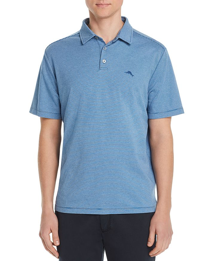 Tommy Bahama - Pacific Shore Striped Classic Fit Polo Shirt