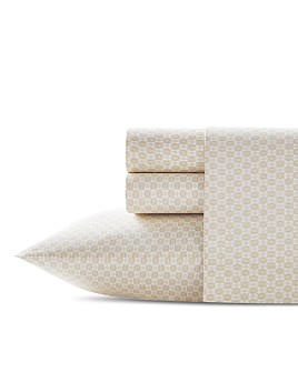 Tommy Bahama - Batik Squares Percale Sheet Sets