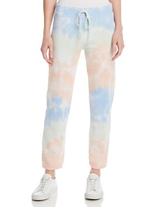 Velvet by Graham & Spencer - Tie-Dyed Sweatpants