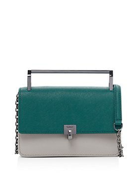 Botkier - Lennox Small Color-Block Leather Crossbody