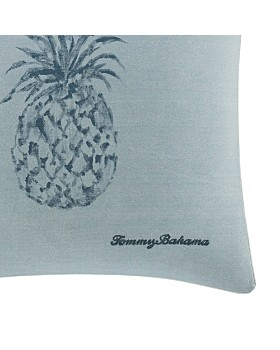 """Tommy Bahama - Raw Coast Relax Square Pillow, 22"""" x 22"""""""