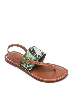 BERNARDO | Bernardo Women's Meg Leather Sandals | Goxip