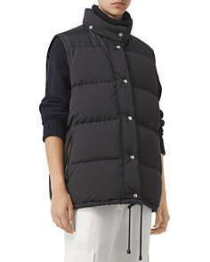 Burberry - 2-in-1 Short Down Puffer Coat