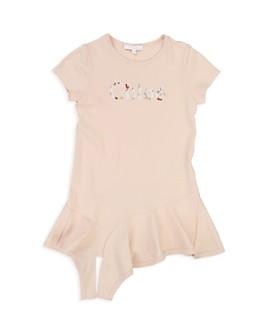 Chloé - Girls' Asymmetrical Dress - Little Kid, Big Kid