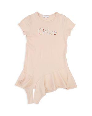 CHLOE | Chloe Girls' Asymmetrical Dress - Little Kid, Big Kid | Goxip