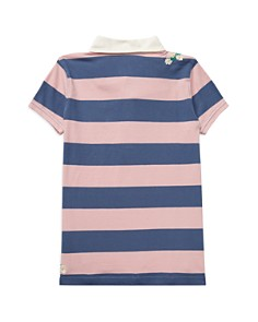 Ralph Lauren - Girls' Embroidered Rugby Shirt - Big Kid