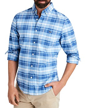 Vineyard Vines - Murray Plaid Slim Fit Button-Down Shirt