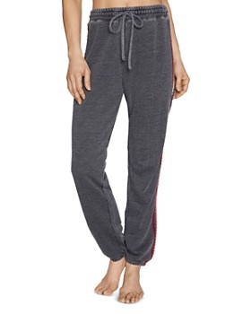 Betsey Johnson - Ricrac-Trim French Terry Sweatpants