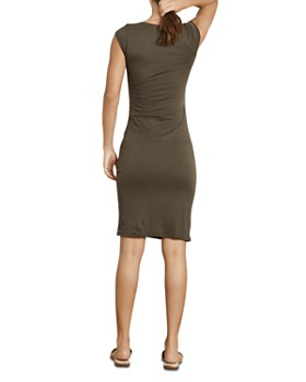 Velvet by Graham & Spencer - Ruched Sheath Dress