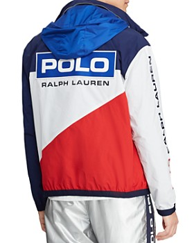 Polo Ralph Lauren - Pace Color-Block Zip-Front Jacket