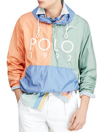 Polo Ralph Lauren - Color-Block Pullover Jacket