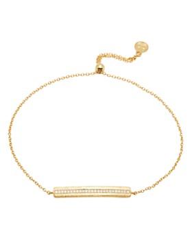 Gorjana - Nia Pavé Bar Slider Bracelet
