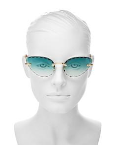 Chloé - Women's Cat Eye Sunglasses, 60mm