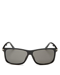 Polaroid - Men's Polarized Square Sunglasses, 59mm
