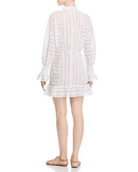 Paper London - Begonia Lace Mini Dress