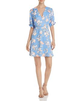 Vero Moda - Tenilla Floral Wrap Dress