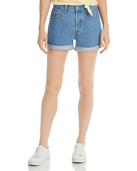 Levi's - 501 Denim Shorts in Montgomery