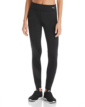 PUMA - On The Brink Logo Leggings