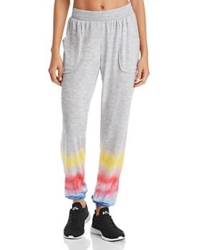 Terez - Dip-Dye Jogger Pants