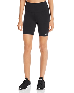 4e0fe6dc2d Alo Yoga High-Waist Active Biker Shorts In Black | ModeSens