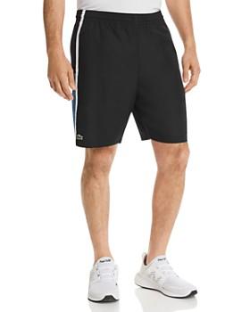 Lacoste - Color-Block Drawstring Shorts