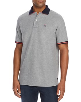 Psycho Bunny - Derwent Contrast-Trimmed Regular Fit Polo Shirt