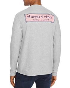 Vineyard Vines - Long-Sleeve Box Logo Graphic Tee