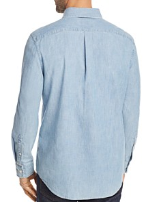 Vineyard Vines - St. Lawrence Chambray Classic Fit Button-Down Shirt