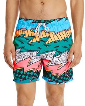 78078498f1 Maui and Sons Men's Designer Swimwear: Swim Trunks & Shorts ...