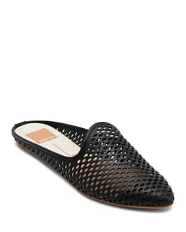 Dolce Vita - Women's Grant Leather Mules