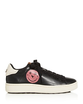 COACH - Women's C101 Yeti Out Low-Top Platform Sneakers