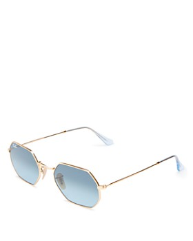 Ray-Ban - Unisex Octagonal Sunglasses, 53mm