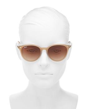 Ray-Ban - Women's Round Sunglasses, 53mm