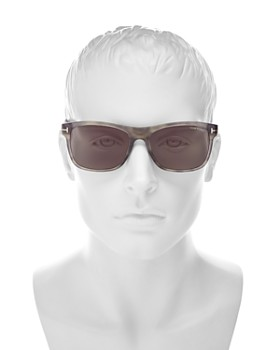 Tom Ford - Men's Classic Square Sunglasses, 59mm