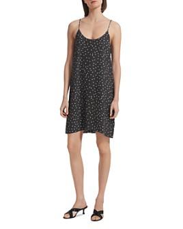 ATM Anthony Thomas Melillo - Printed Silk Camisole Dress