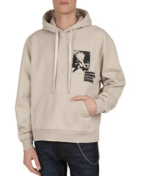 The Kooples - Rock N' Roll Fleece Hoodie