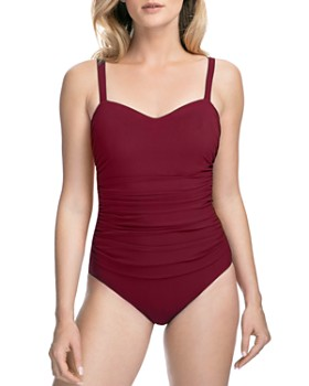 Profile by Gottex - Tutti Frutti Sweetheart D-Cup One Piece Swimsuit